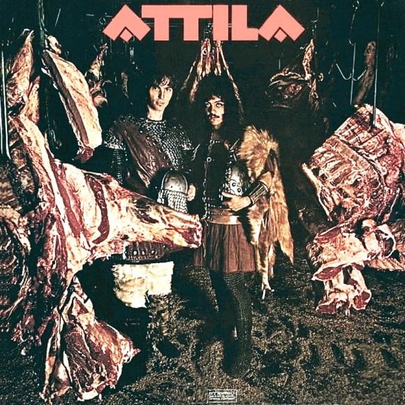Attila, Attila (1970). Epic Records.