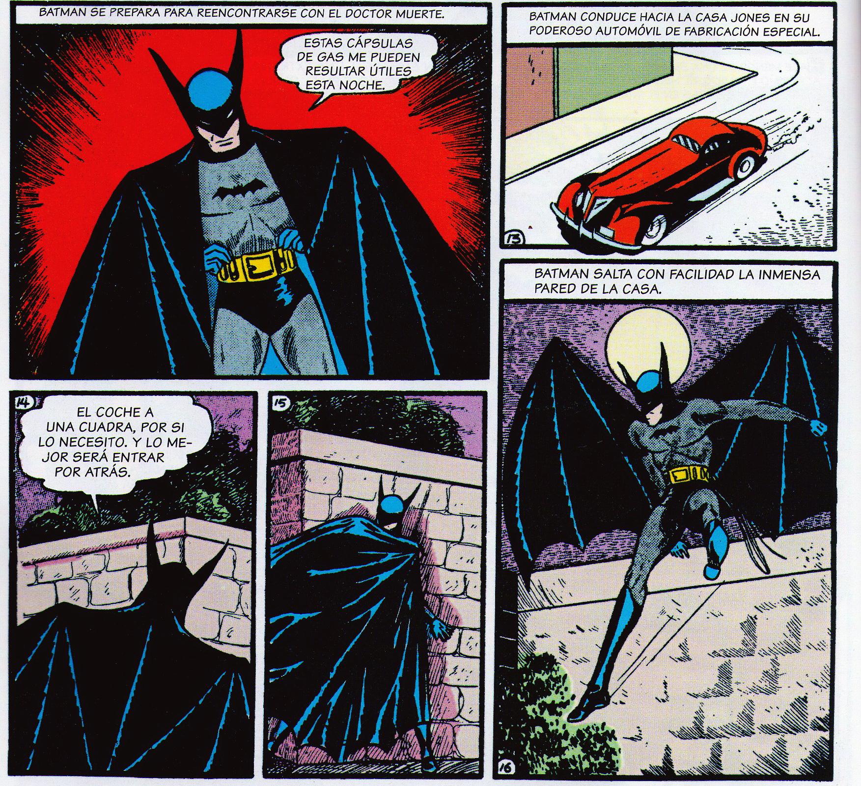 Batman | La Biblia de los Pobres