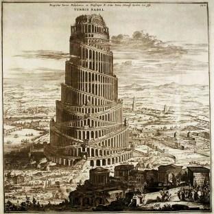 Resultado de imagen para foto de la torre de babel