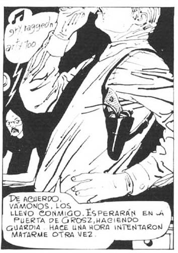José Muñoz y Carlos Sampayo, Alack Sinner - La vida no es una historieta, baby (1976)