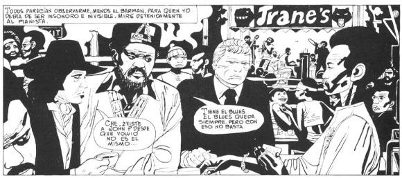 José Muñoz y Carlos Sampayo, Alack Sinner - Viet Blues (1975 - 1976)