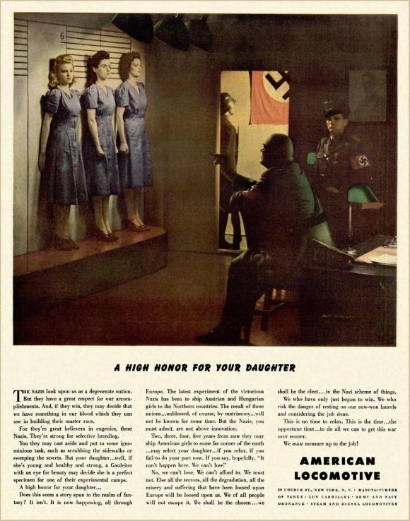 Colliers Magazine, 13 de Febrero de 1943.