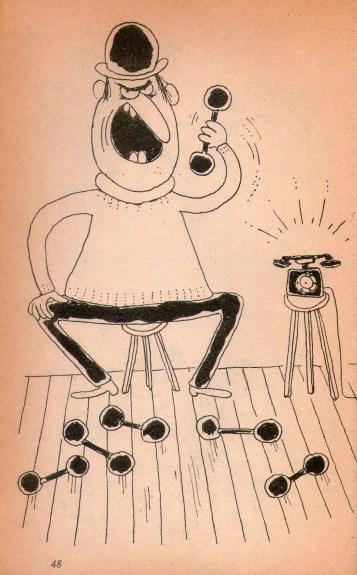 Oski, Oski en su tinta (1979). Editorial Planeta.