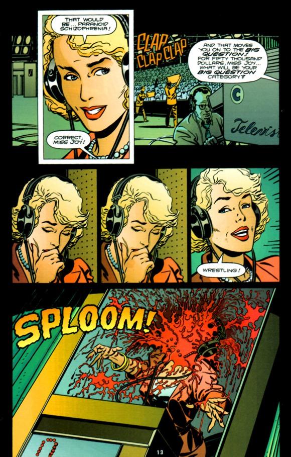Eduardo Barreto y Gerard Jones - Martian Manhunter- American Secrets N.1 (enero de 1992, p. 13)